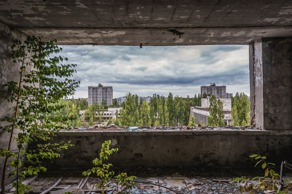 Chernobyl, Ukraine.