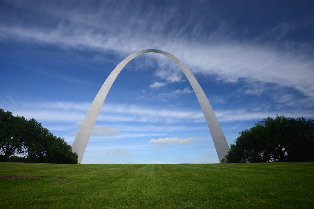 Gateway Arch National Park, St. Louis