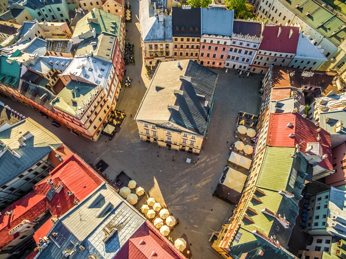 Lublin, Poland.