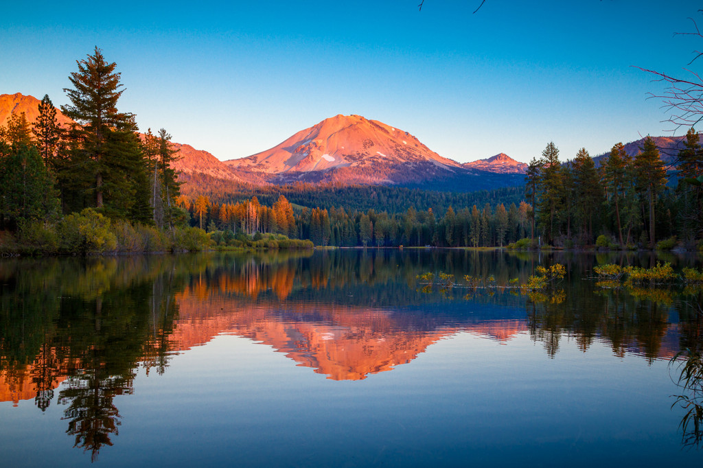 Lassen Volcanic National Park,
