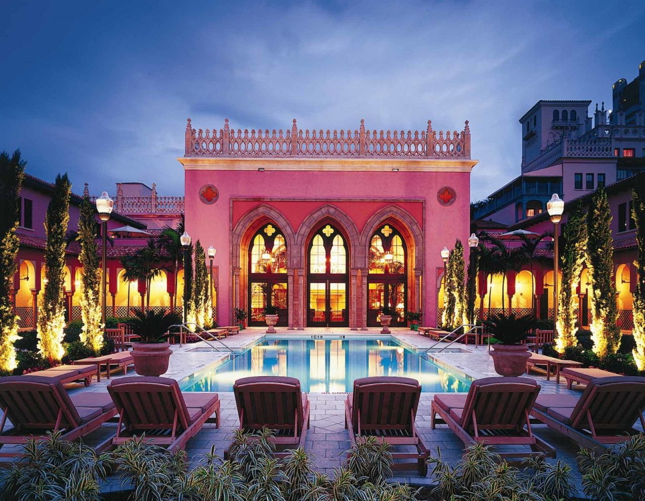 Boca Raton Resort & Club, Boca Raton, Florida. Credit: Boca Raton Resort & Club