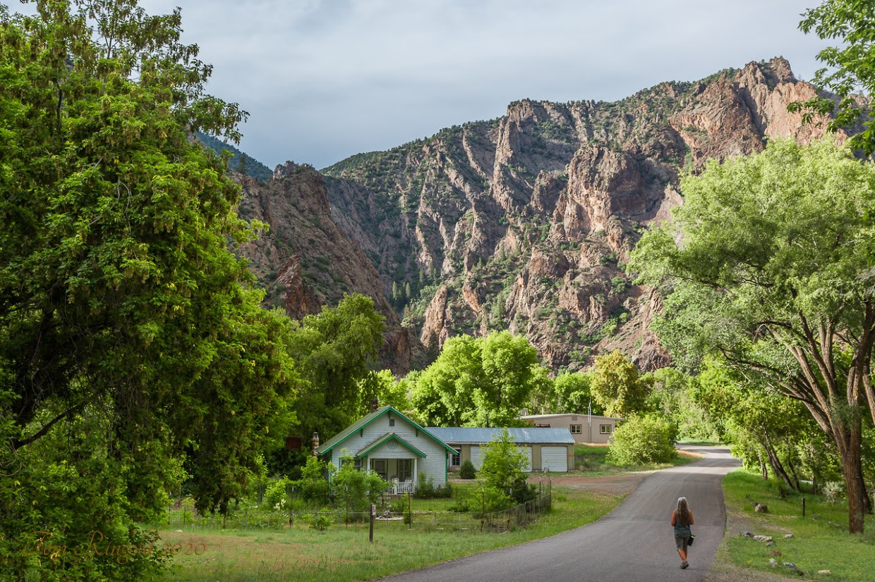 East Portal Campground, Montrose