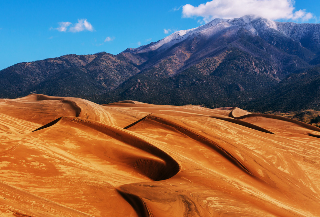 Great Sand Dunes National Park and Preserve,
