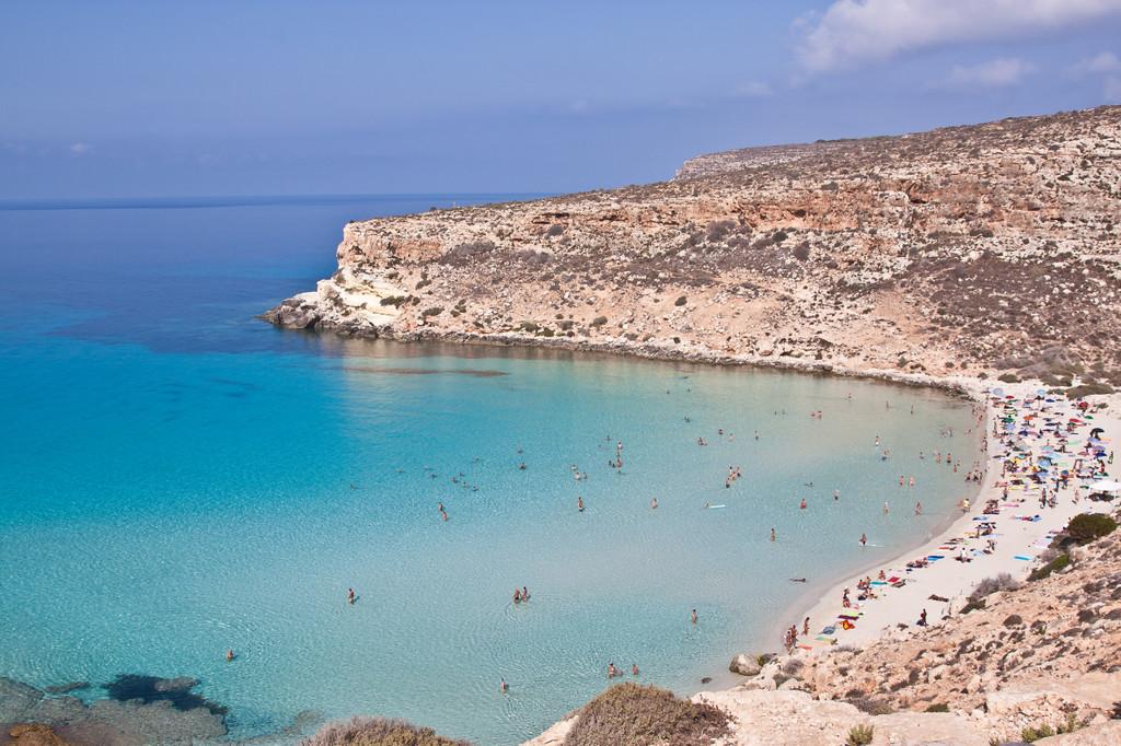 Rabbit Beach, Lampedusa E Linosa