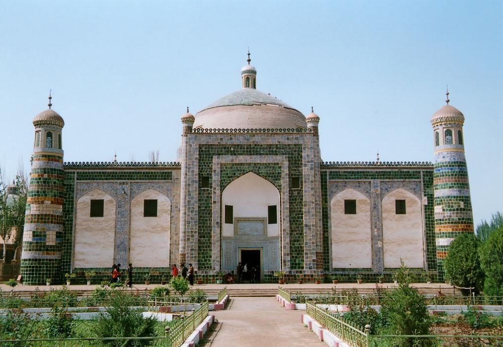 The Abakh Hoja, Kashgar city, China.