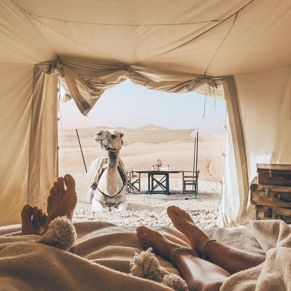 Scarabeo Camp, Morocco. Photo by Adventurous Life