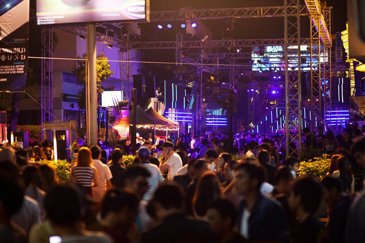 RCA, Bangkok, Thailand. istockphoto/justhavealook