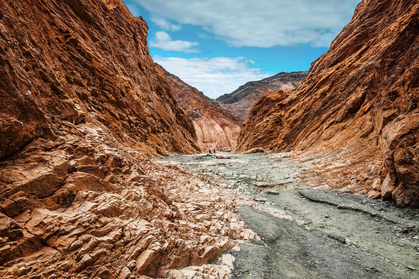 Mosaic Canyon Trail,