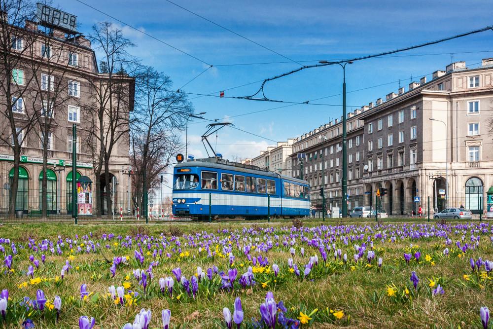 Nowa Huta, Krakow, Poland. fotohuta/Shutterstock.com
