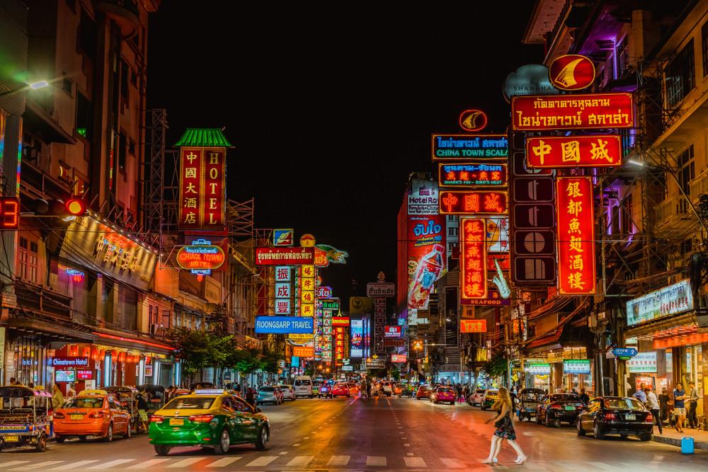 Chinatown, Bangkok, Thailand. MR. SUTTICHAI CHALOKUL/Shutterstock.com