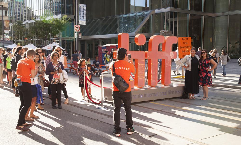 Toronto International Film Festival, Toronto, Ontario, Canada.