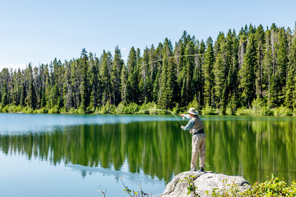 Phelps Lake, Phelps