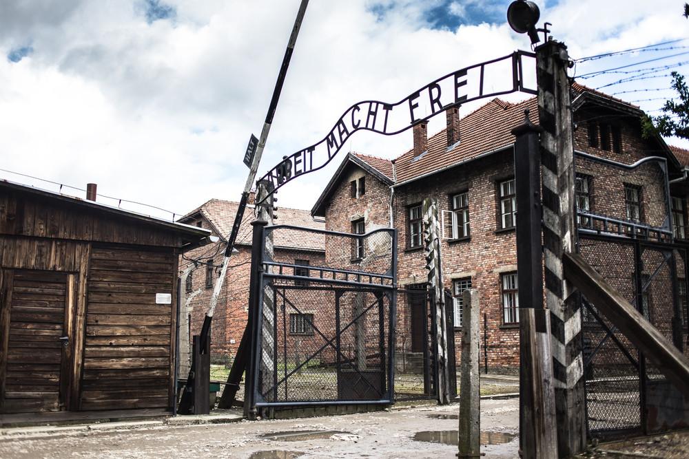Auschwitz, Poland. bondvit / Shutterstock.com