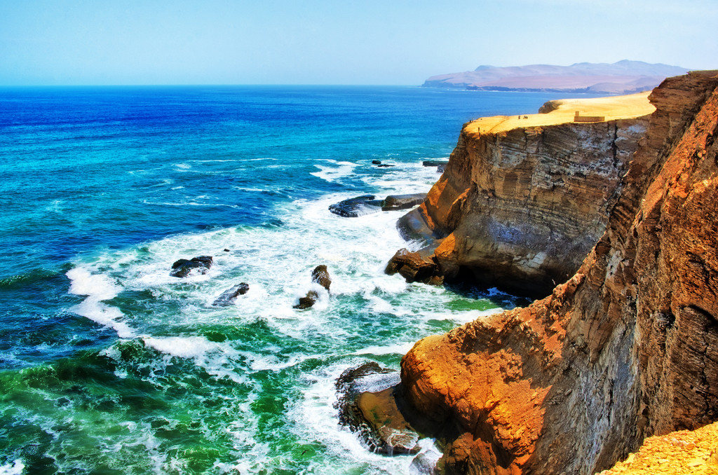 Paracas National Reserve,