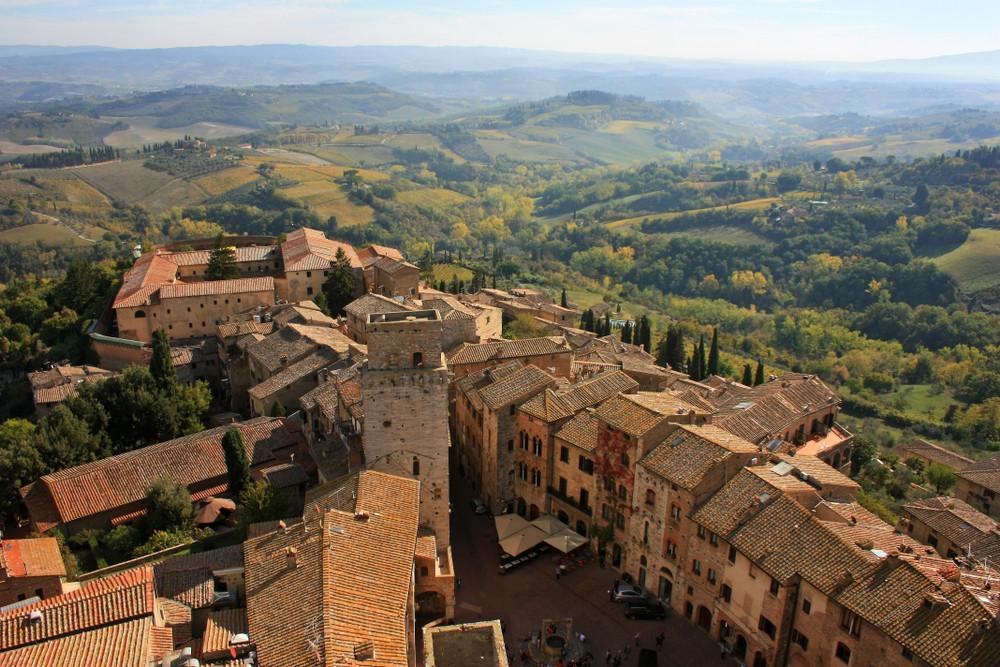 San Gimignano,Italy.