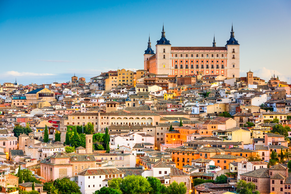 Things to do in Toledo, Spain.