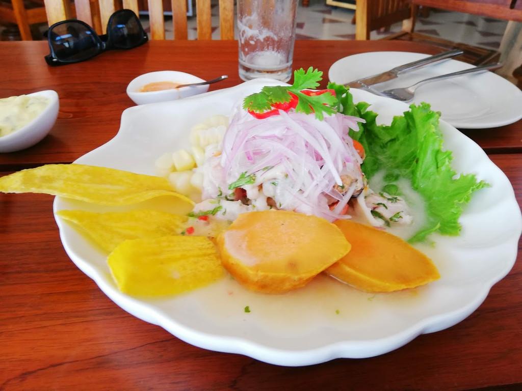 Restaurant Nautilus, Paracas