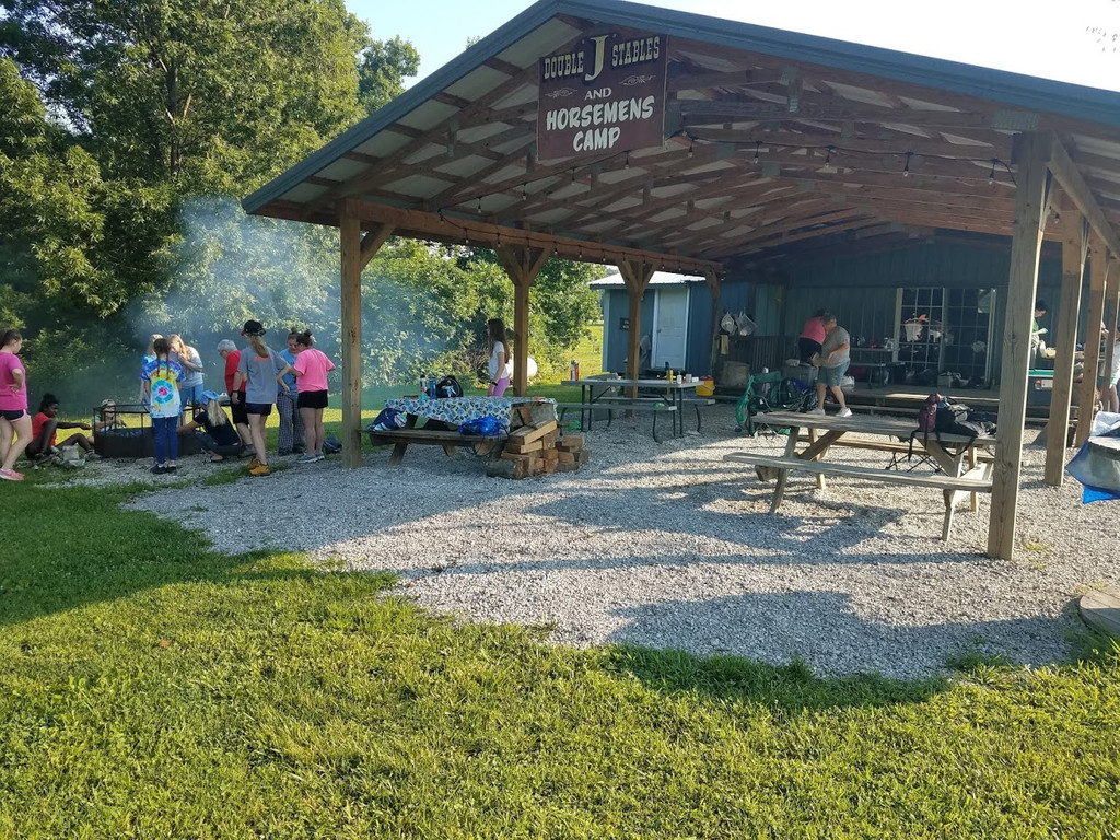 Double J Stables and Campgrounds, Mammoth Cave