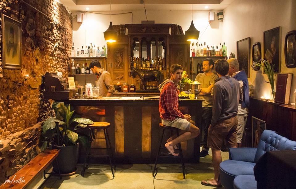 The Gin Bar, Cape Town