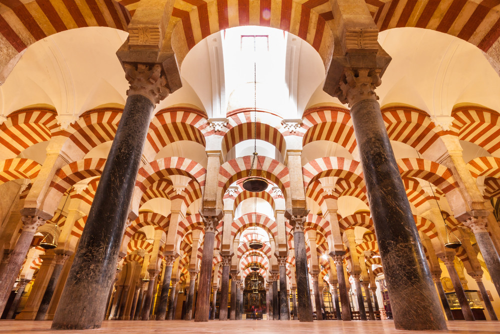 Mezquita de Córdoba, Córdoba, Spain.