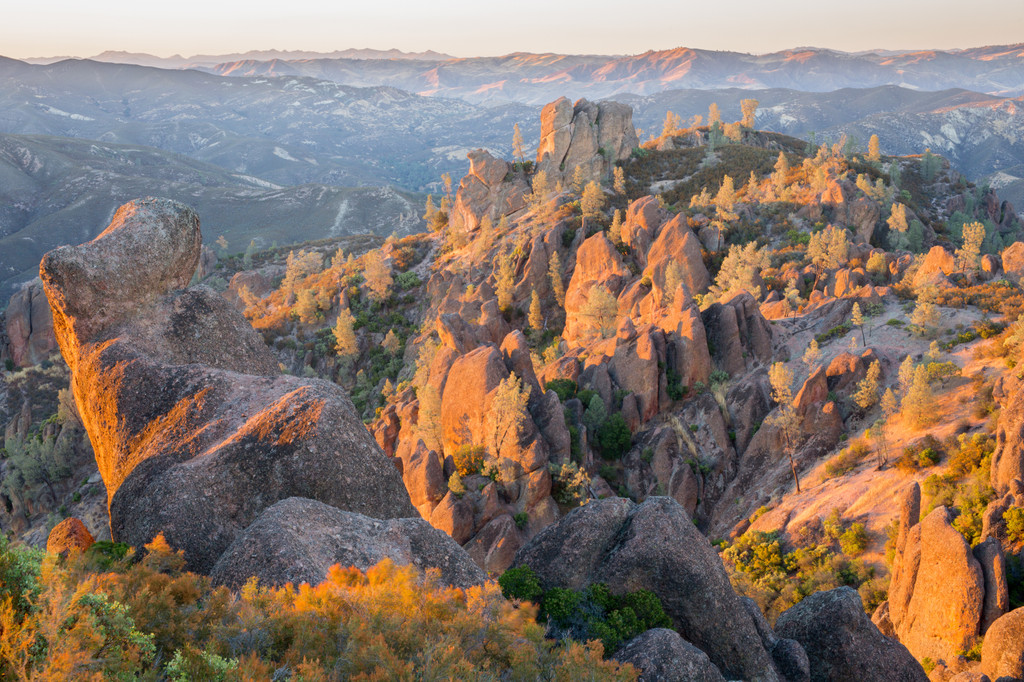 Pinnacles National Park,