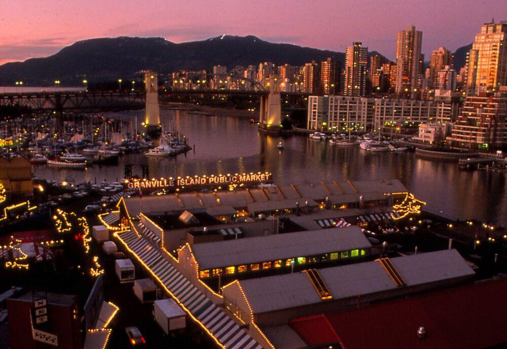 Granville Island, Vancouver, British Colombia, Canada. Credit: Granville Island