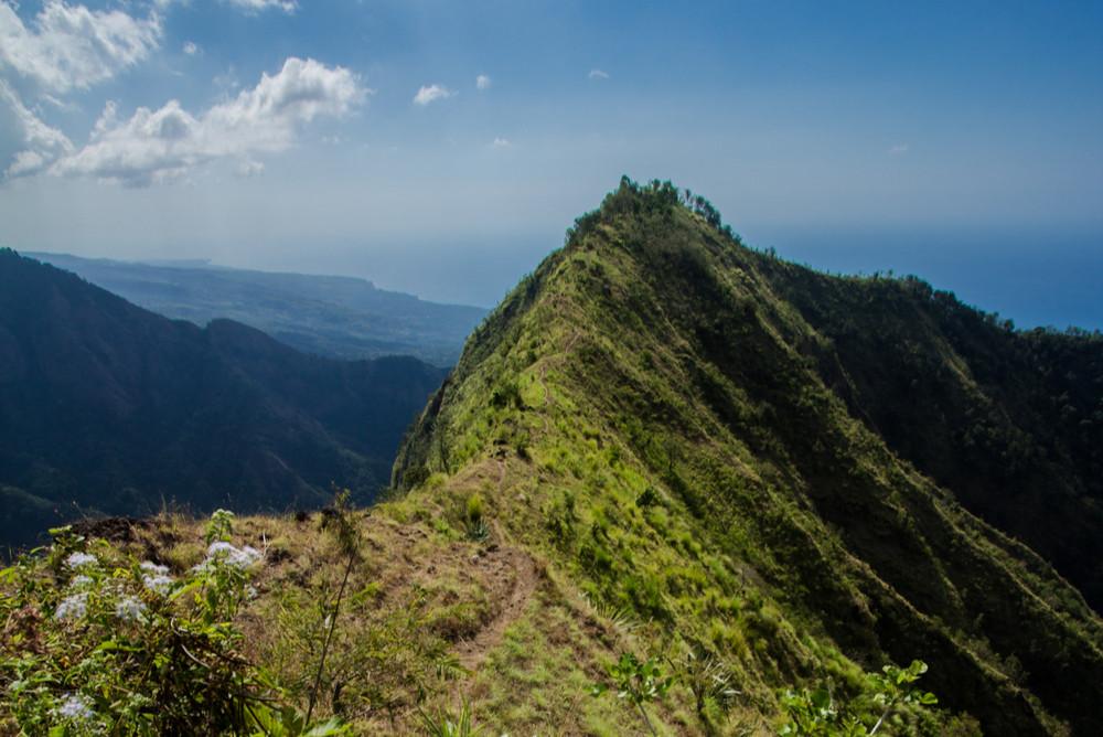 Mende Hill, Bali, Indonesia.