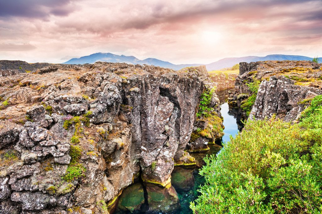 Thingvellir National Park, Selfoss