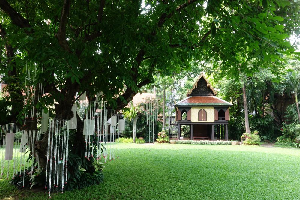 Suan Pakkad Palace, Bangkok, Thailand. Parmna/Shutterstock.com