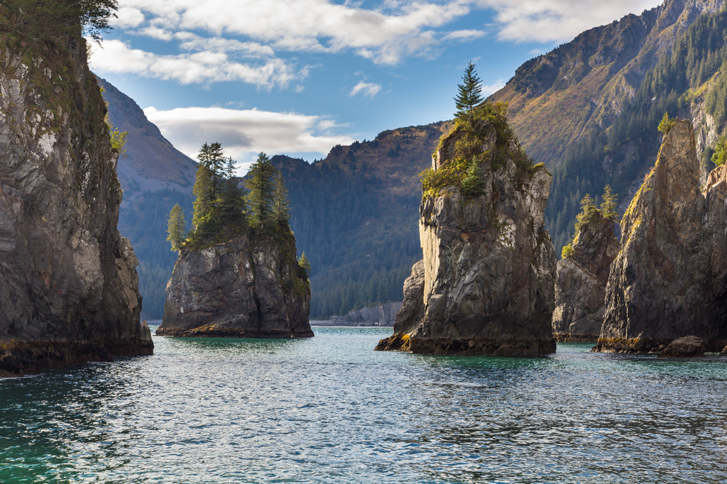 Kenai Fjords National Park,