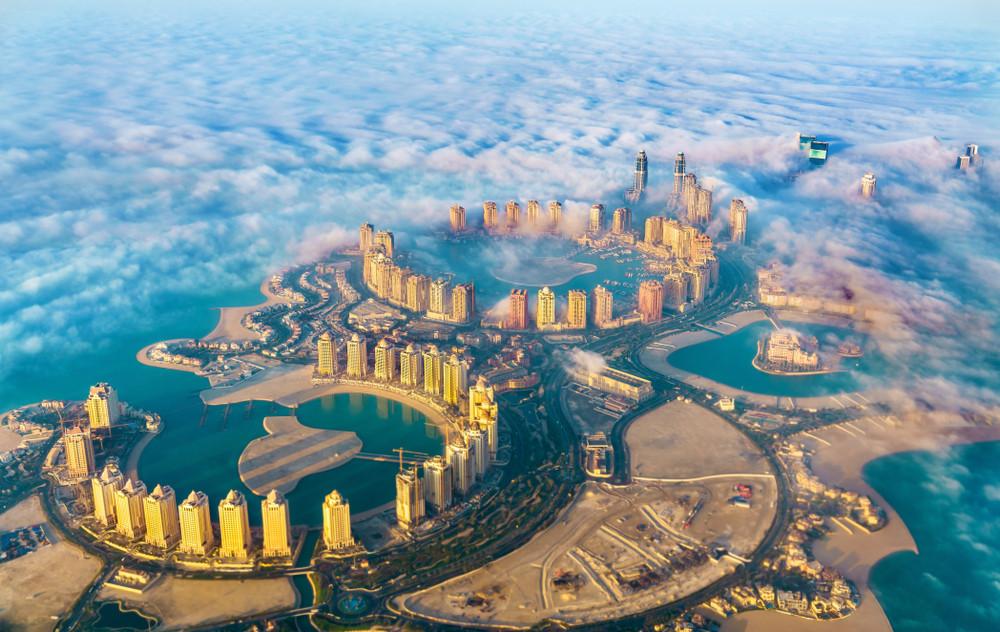 The Pearl-Qatar, Doha, Qatar.