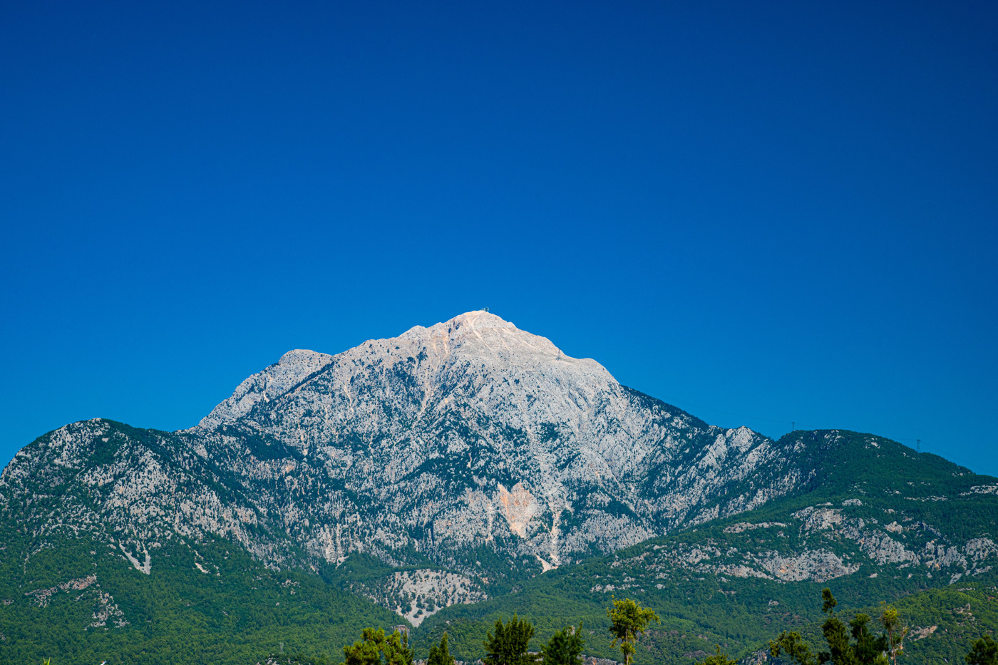 Olympos-Bey Mountains Shore National Park, Kemer/antalya