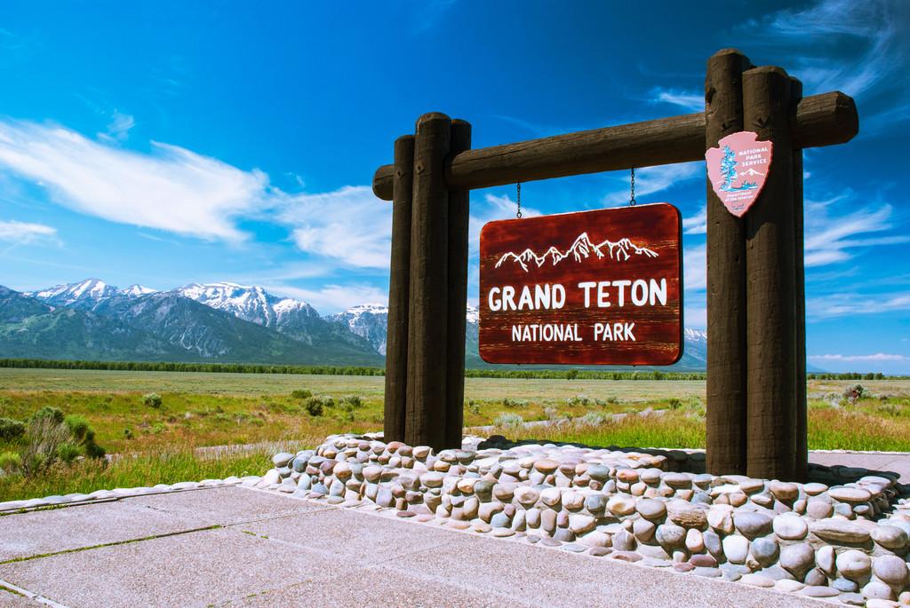 Grand Teton National Park,