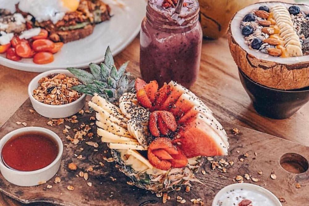 Cafe Organic, Bali, Indonesia. @cafeorganicbali
