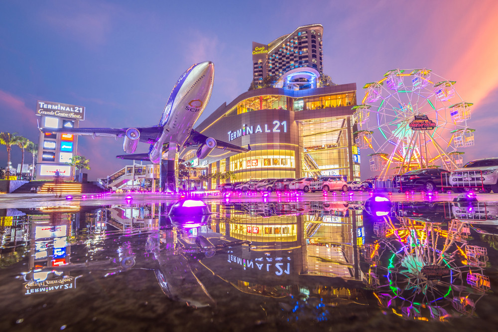 Terminal 21 mall, Asoke, Thailand. Jub-Job/Shutterstock.com