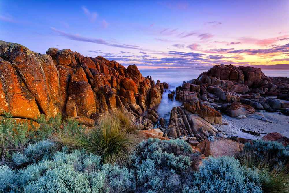 Beerbarrel Beach, Tasmania, Australia