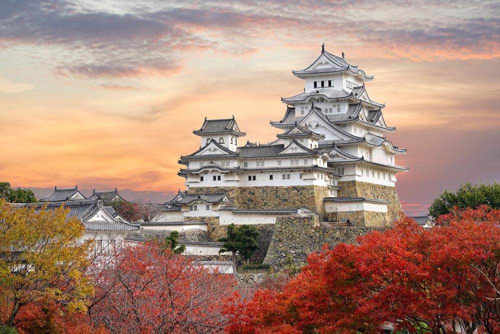 Himeji Castle Himeji city, Hyogo prefecture, Japan.