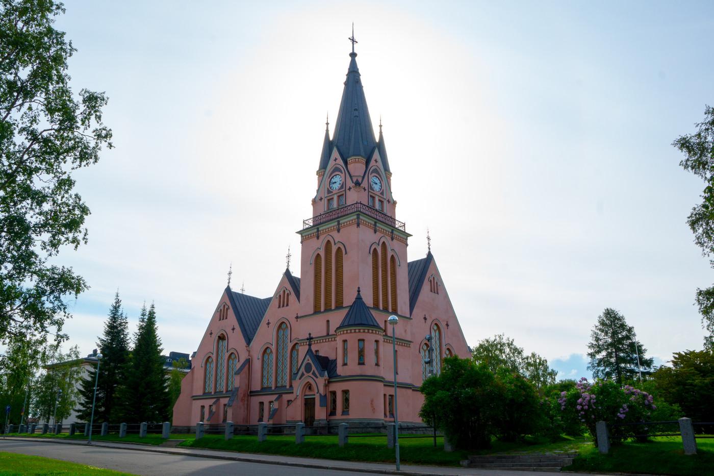Kemi Church, Kemi