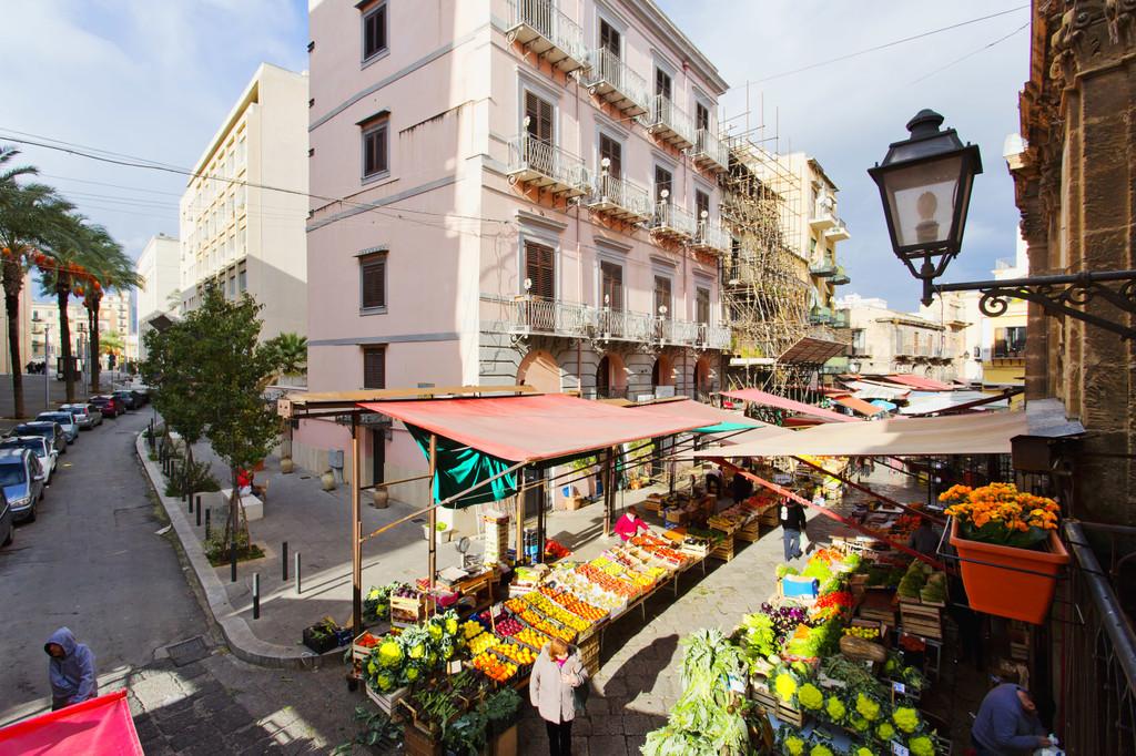 Palermo, Palermo