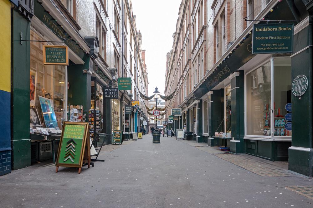 Cecil Street, London, England