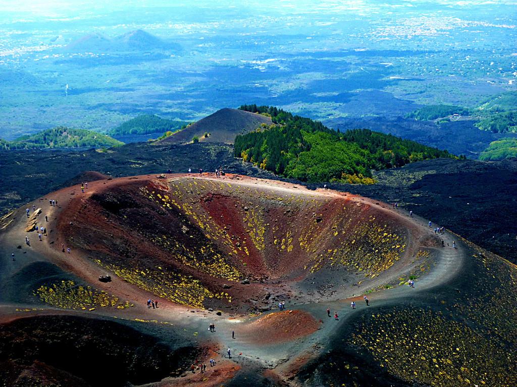Mount Etna, Adrano