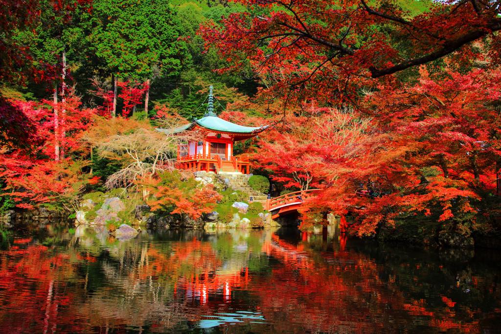 Daigoji, Kyoto