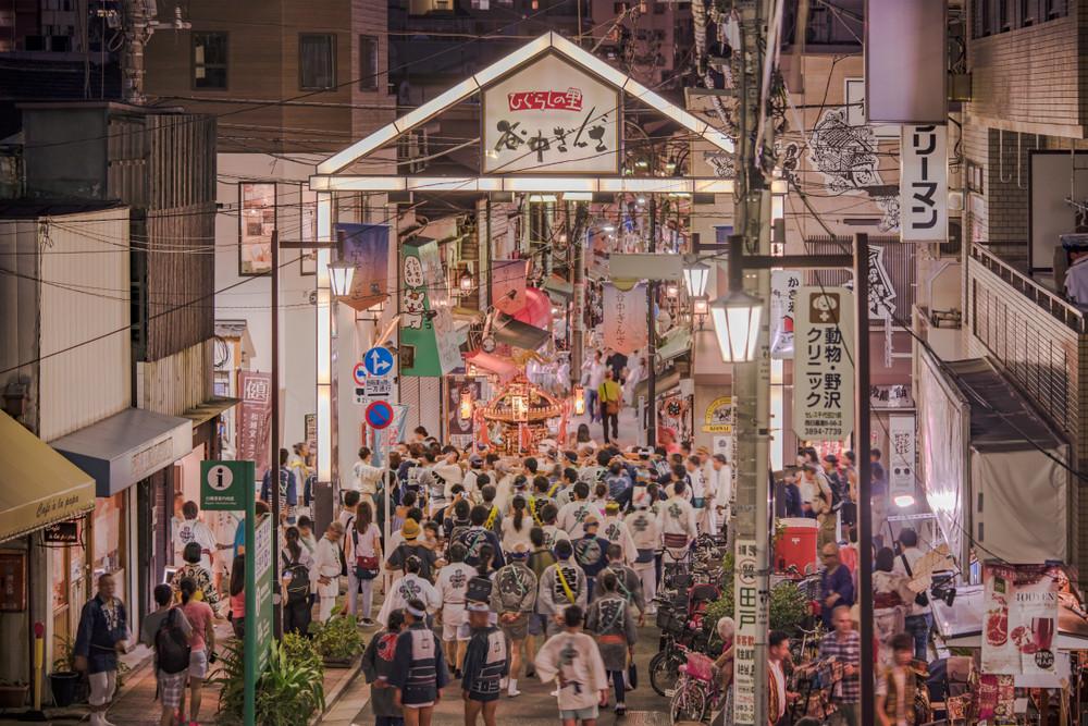 Yanaka Ginza, Tokyo, Japan. kuremo / Shutterstock.com