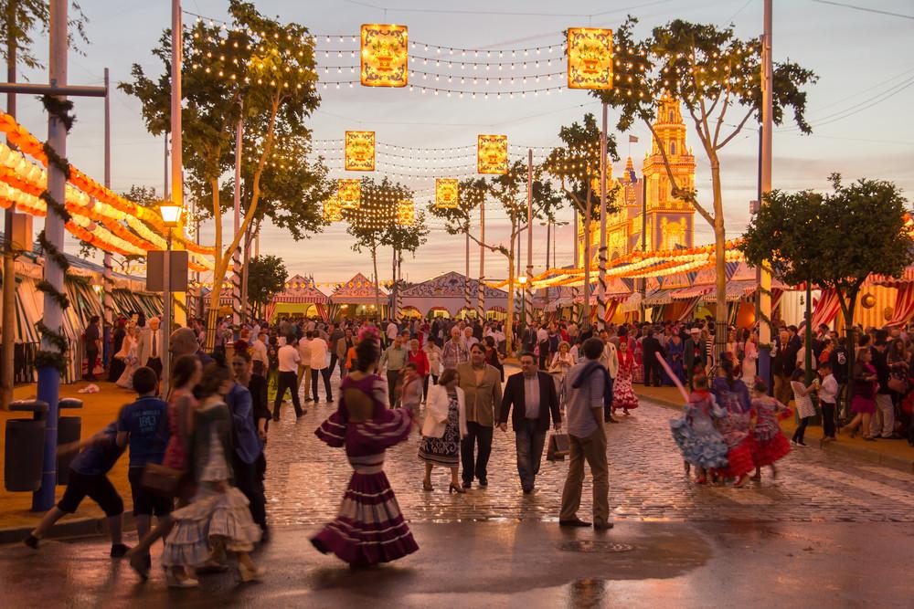 Flamenco, Seville, Spain. Carlos Amarillo/Shutterstock.com