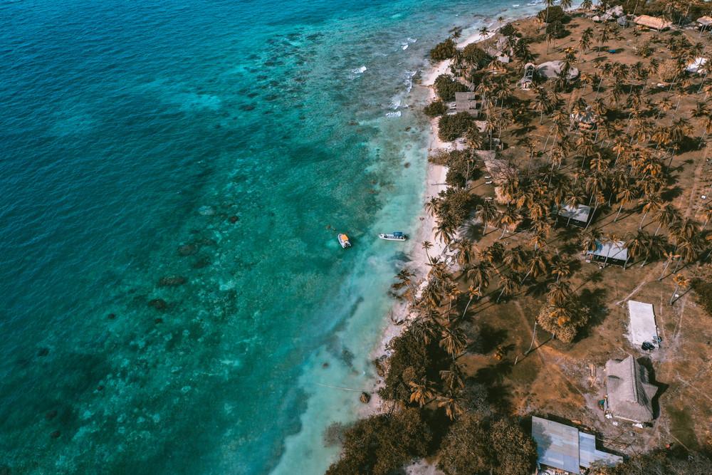 San Bernardo Islands, Colombia