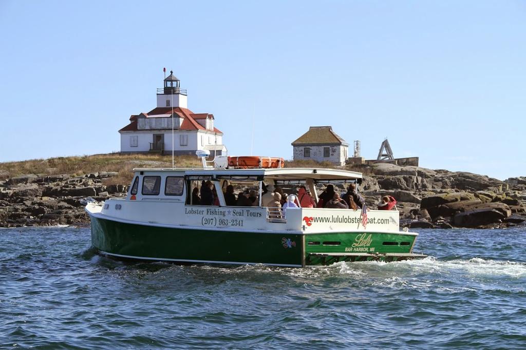 Lulu Lobster Boat Ride, Bar Harbor