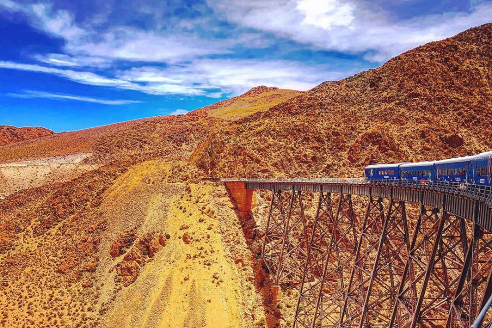 Train to the Clouds, Salta province, Argentina. @ehfar28
