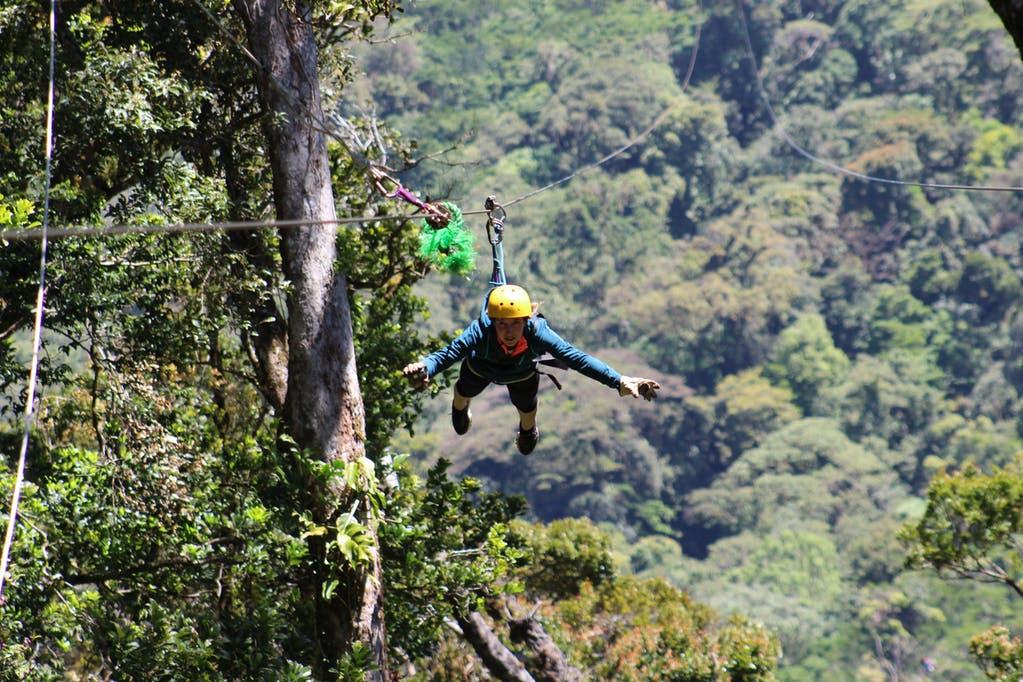 Monteverde Cloud Forest Reserve, Monteverde, Costa Rica. aventuracanopytour.com