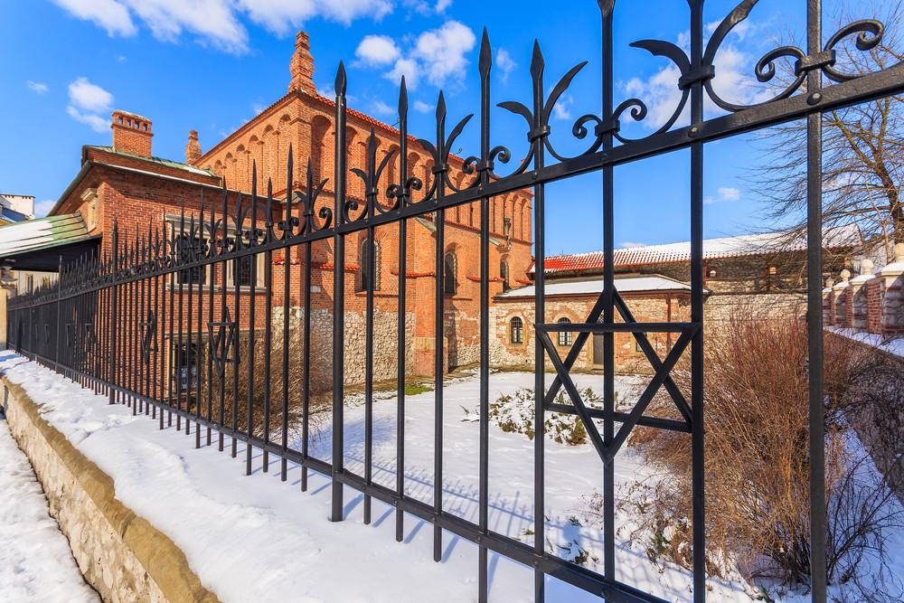 Old Synagogue, Krakow, Poland.