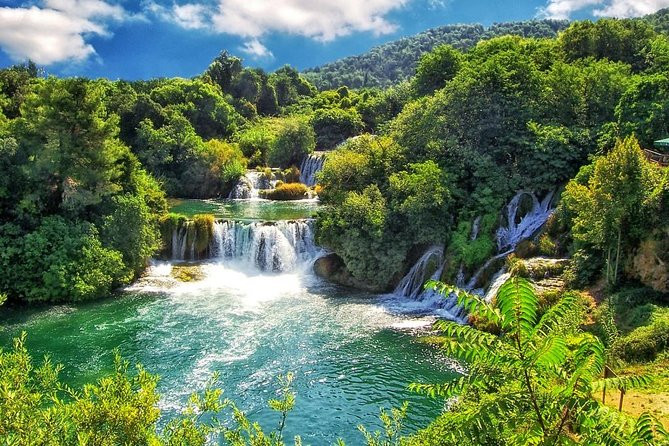 Krka National Park, Lozovac